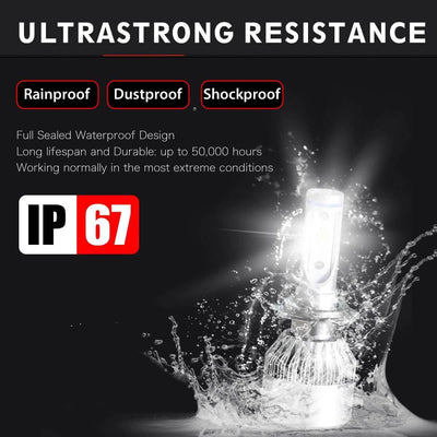 Lasfit  LS H7 ultra-strong resistance more durable and longer lifespan
