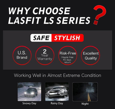 Lasfit LS series 45 days hassle free return