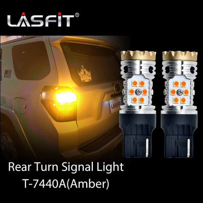 2015 toyota 4runner rear turn signal light canbus error free