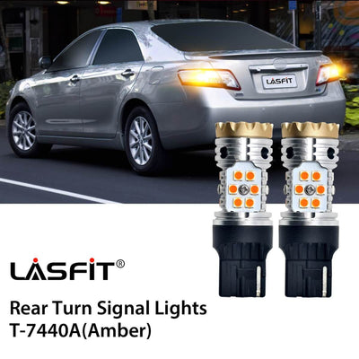 2010 2011 Toyota Camry LED Headlight Bulbs Exterior Interior Lights Plug n Play