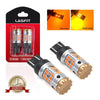 lasfit 7443 7444 canbus led turn signal light bulbs
