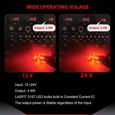 lasfit 4157 wide voltage operating