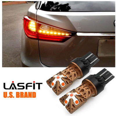 lasfit 7440 for 2017 Lexus IS350 rear turn signal light