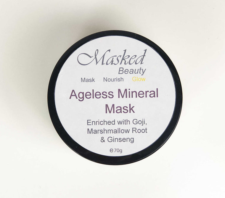 Ageless Mineral Clay Mask