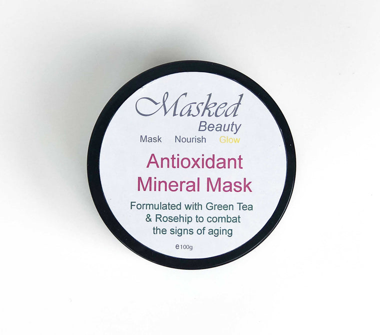 Antioxidant Mineral Clay Mask
