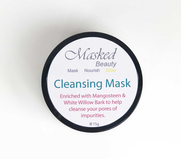 Cleansing Mineral Clay Mask