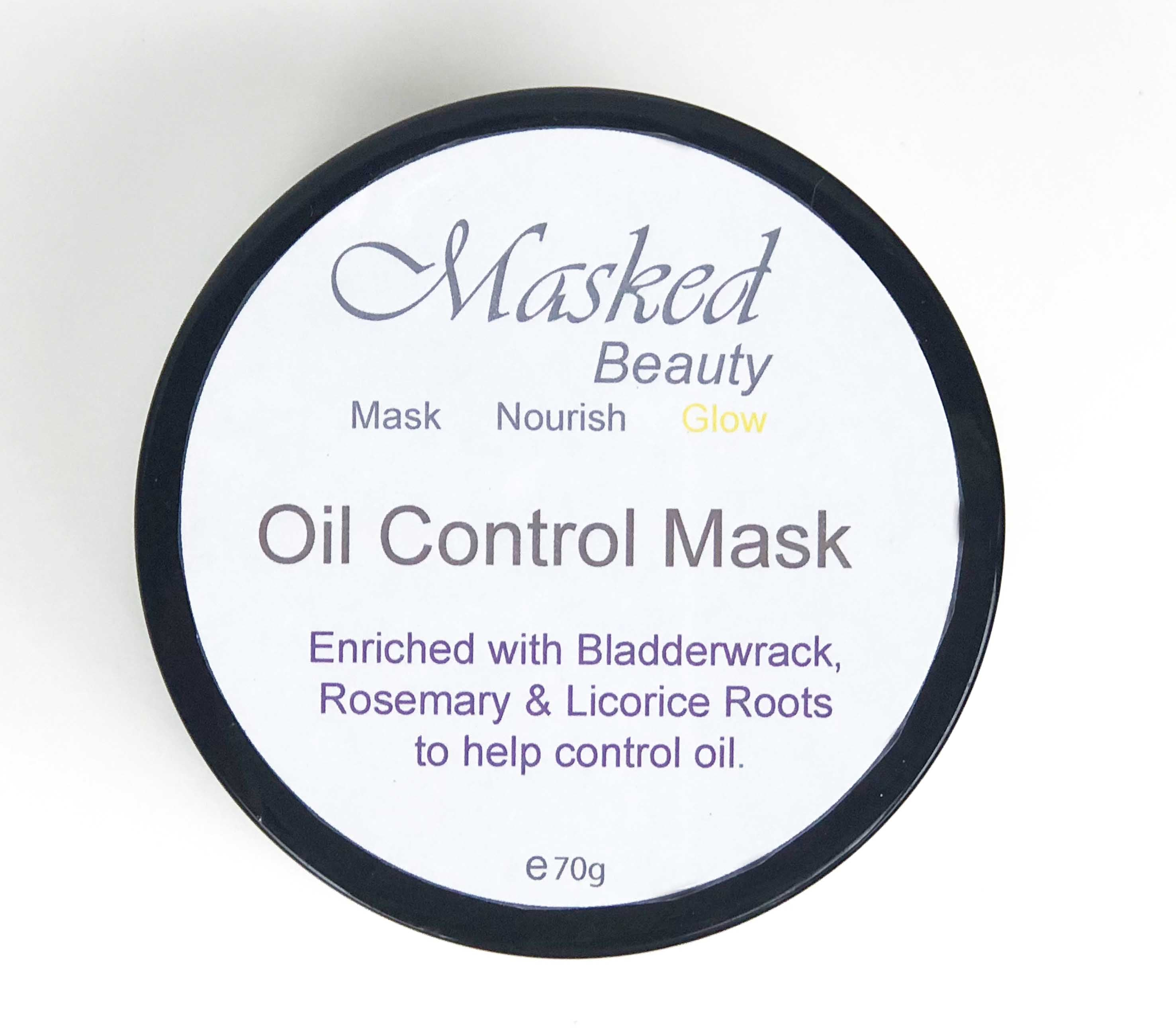 Oil Control Mineral Clay Mask