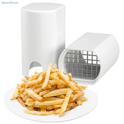 One Step EZ French Fry Cutter