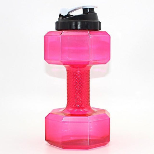 Dumbbells Shaped Bottle - 2.5L