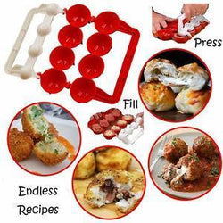 Home - CupidWare Easy Meatballs Maker