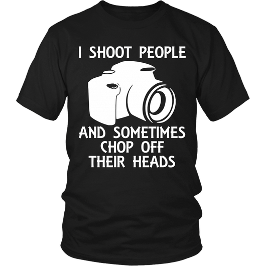 T-shirt - Only A Real Photographer Understand!