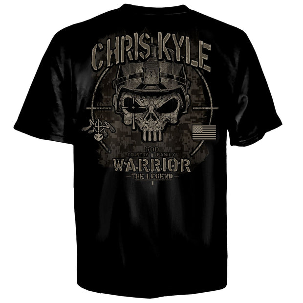 CK Warrior - Ground Support T-Shirt T-shirt Club Red