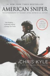 American Sniper by Chris Kyle (Movie Edition) - Paper Back Books Harper Collins