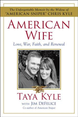 American Wife by Taya Kyle - Hard Cover Books Harper Collins