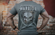 CK Warrior - Metal Warrior T-Shirt T-shirt Club Red