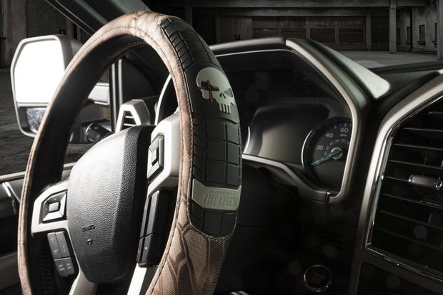 American Sniper Steering Wheel Cover - Banshee Car Accessories SPG