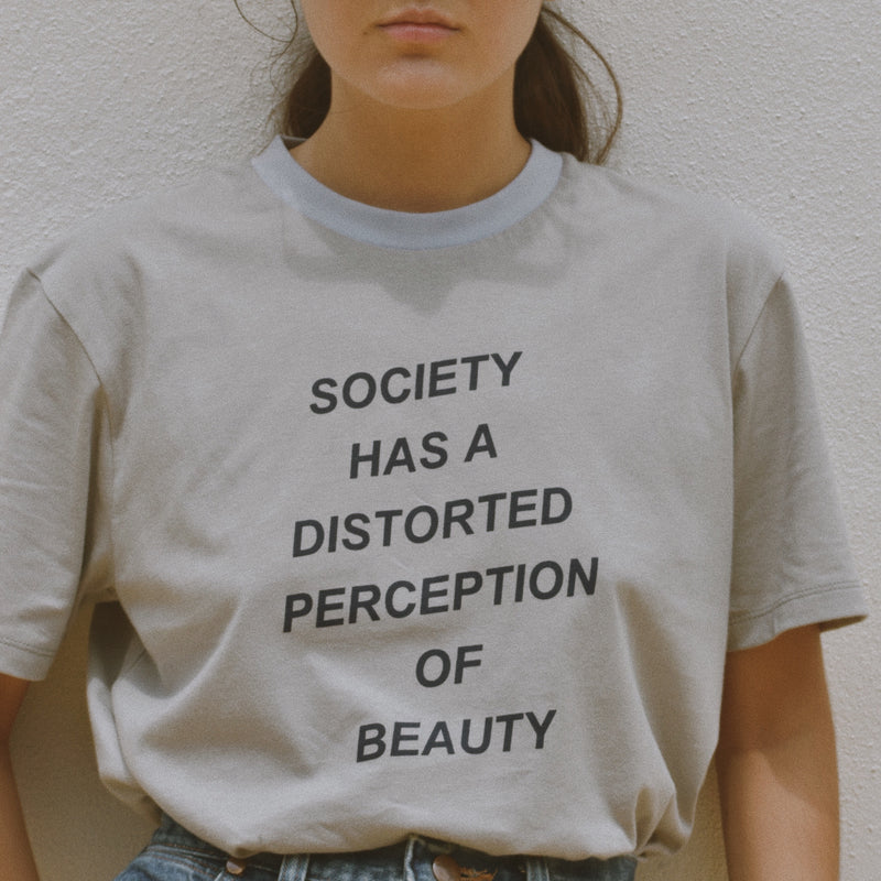 Statement Tee -  Society
