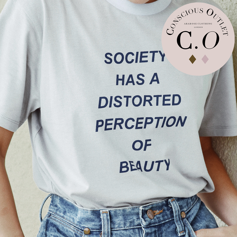 Conscious Outlet Statement Tee - Society