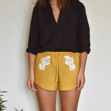 Conscious Outlet Isabel Lace Shorts