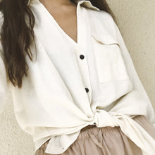 Bella Linen Shirt