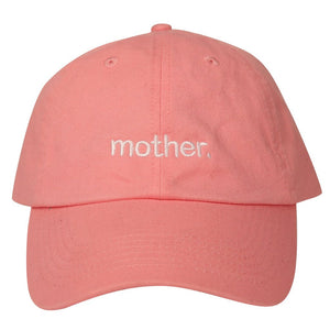 Mother Dad Hat (Pink)
