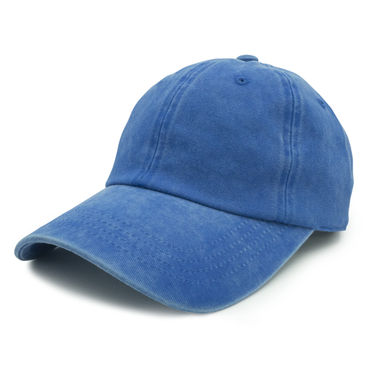 Royal Washed Dad Hat