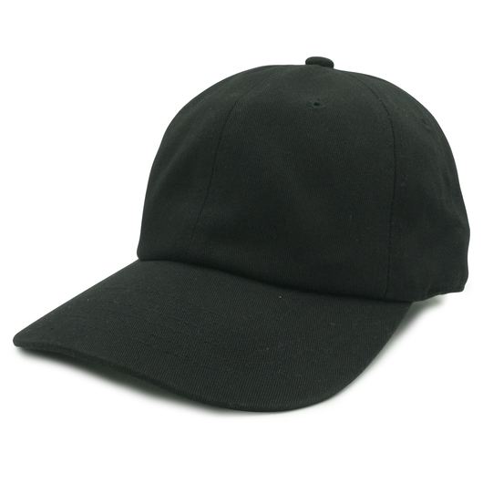 Unstructured Black 6 Panel