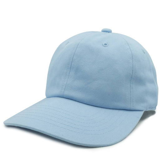 Baby Blue Unconstructed 6 Panel