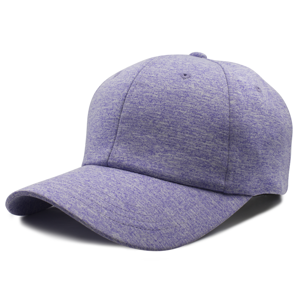 Purple Marble Dad Hat