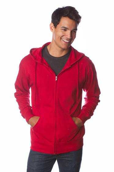 Lightweight Fleece Zip Up (5 Colors)
