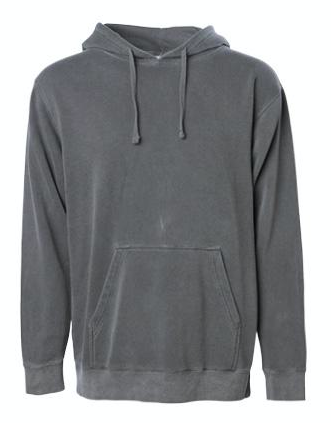 Pigment Dyed Standard Pullover (4 Colors)
