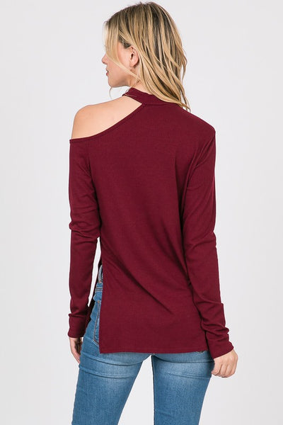 Shelley Shoulder Pop Top