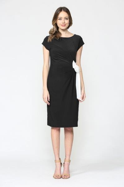 Miz Audrey Maternity Dress
