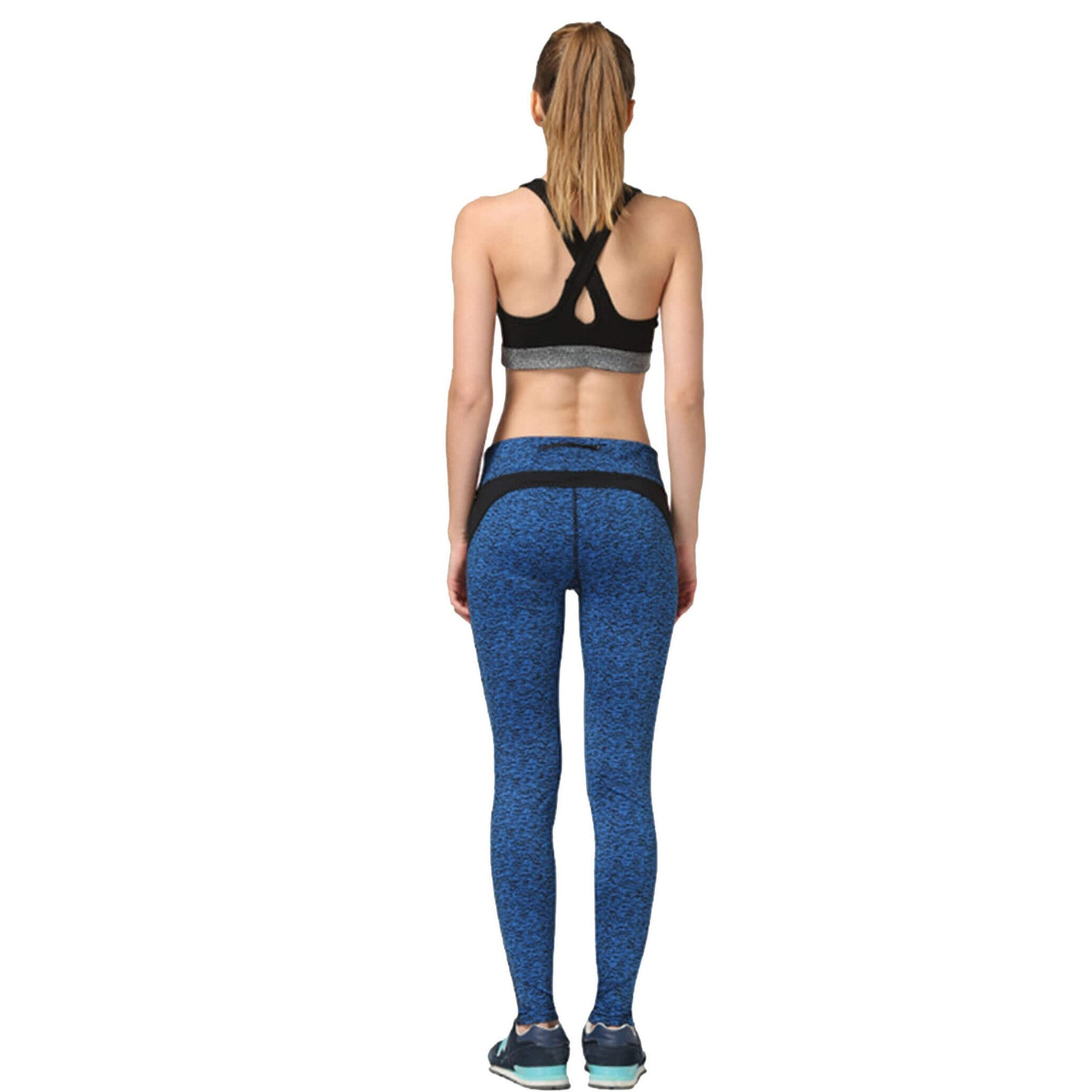 Mist Workout Slim Yoga Pants - Morgen & Ralph