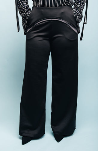 Malin Wide Leg Trouser