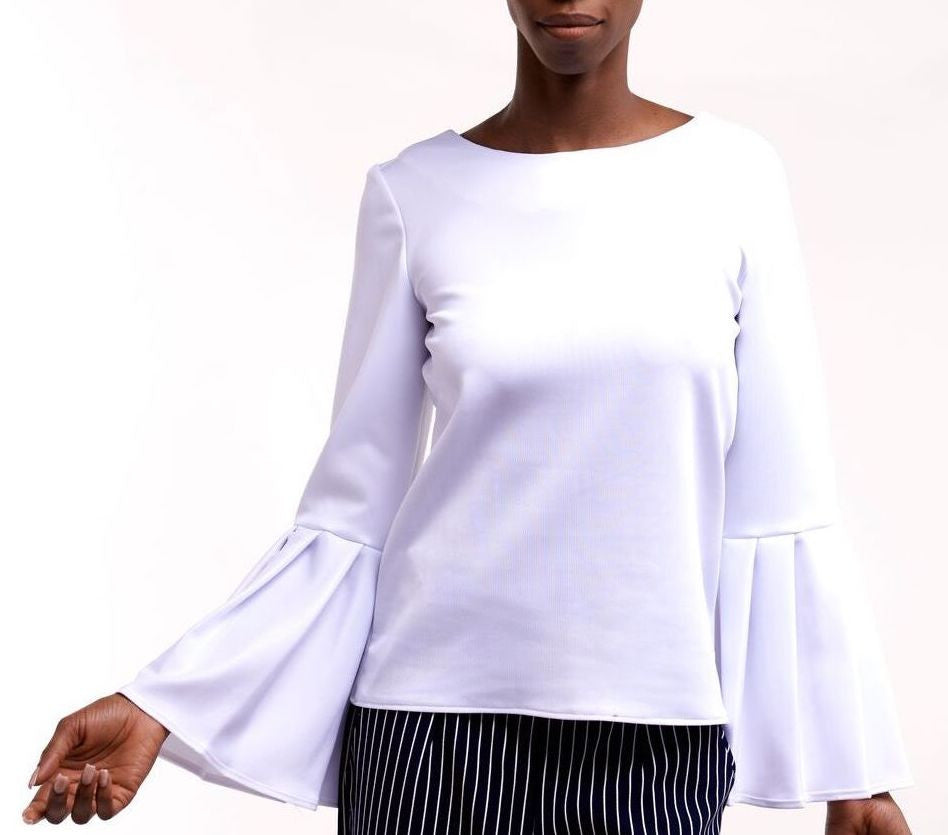 Camden Pleated Blouse