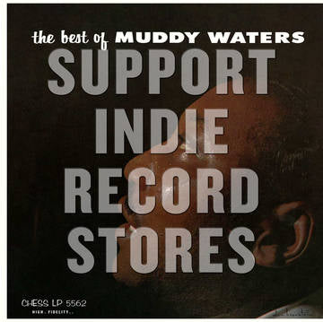 The Best of Muddy Waters on Vinyl for Record Store Day Black Friday