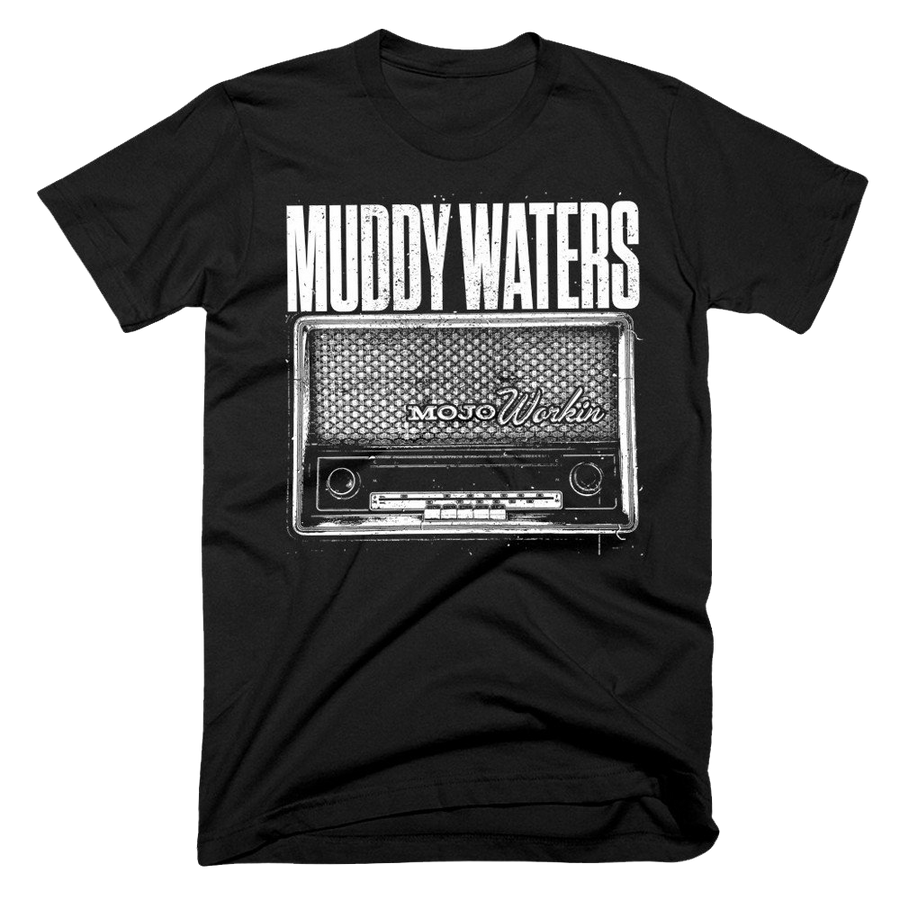 Mojo Workin' T-Shirt (Black)