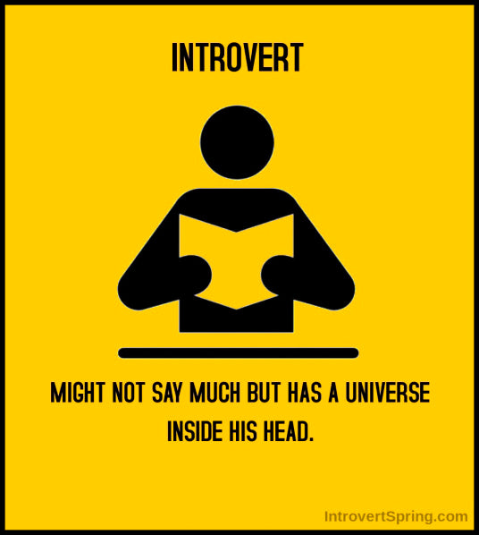 Anxious or Introvert?