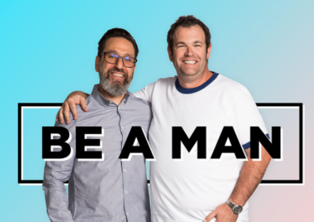 """Be a Man"" Podcast Series Episode Summary - ""Social Media"""