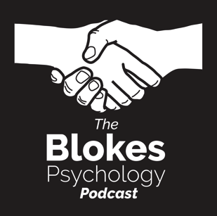 The Blokes Psychology Podcast: Interview with Terry Cornick aka Mr. Perfect