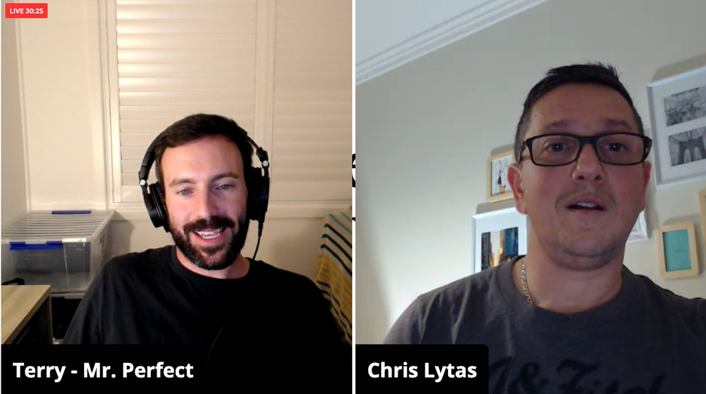 TRH: The Reconnection Hour with Chris Lytas of Right Mate