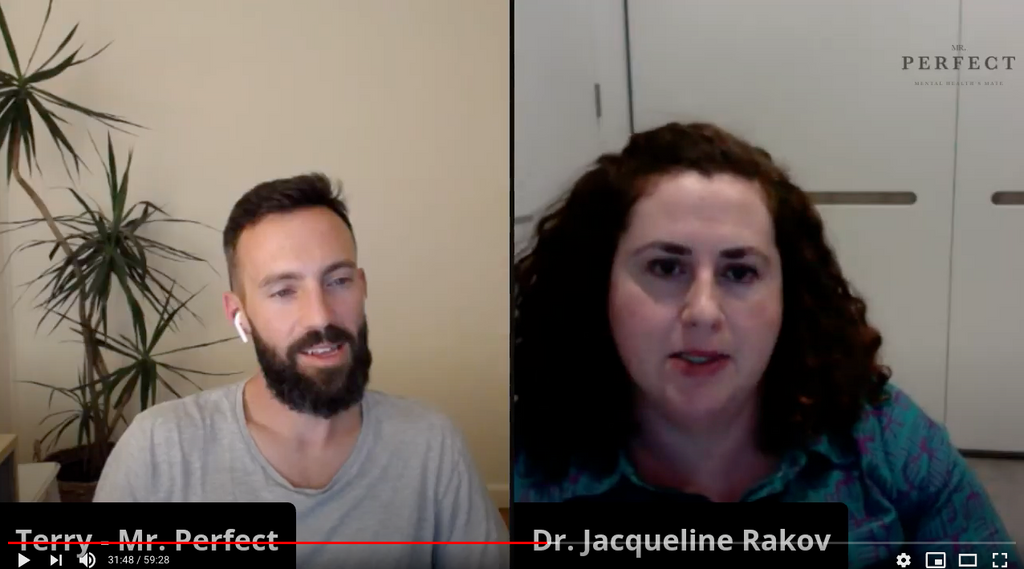 TRH: The Reconnection Hour with Dr Jacqueline Rakov