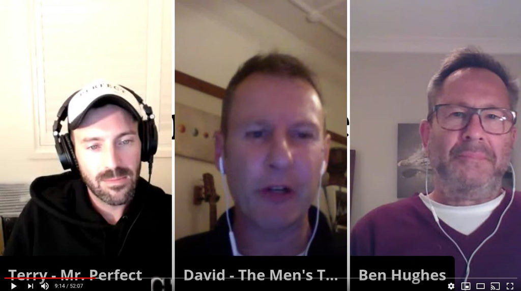 TRH: The Reconnection Hour with David & Ben from The Men's Table