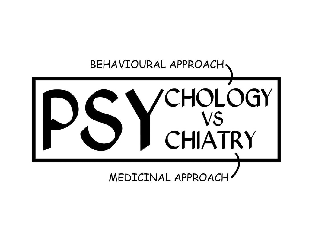 Psychologist vs Psychiatrist