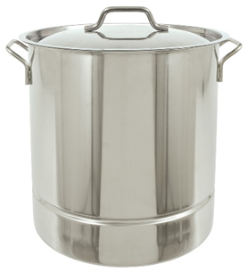 Bayou Classic 32 Qt Tri-Ply Stockpot - Brew My Beers