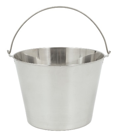 Bayou Classic Stainless Steel 2.5 Gal. Beverage Bucket - Brew My Beers