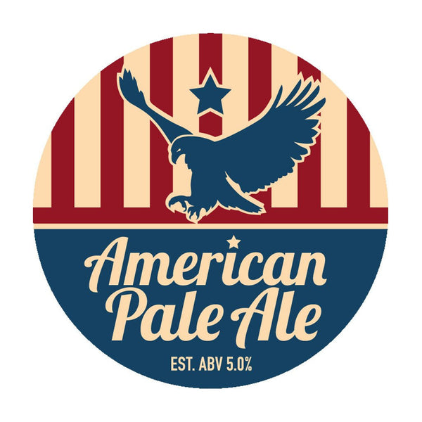 Craft A Brew American Pale Ale - 5 Gal Recipe Kit - Brew My Beers