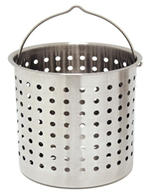 Bayou Classic 24 Qt to 162 Qt Stainless Basket - Brew My Beers