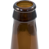 Beer Bottles - 12 Oz. Amber Long Neck - Case of 24 - Brew My Beers